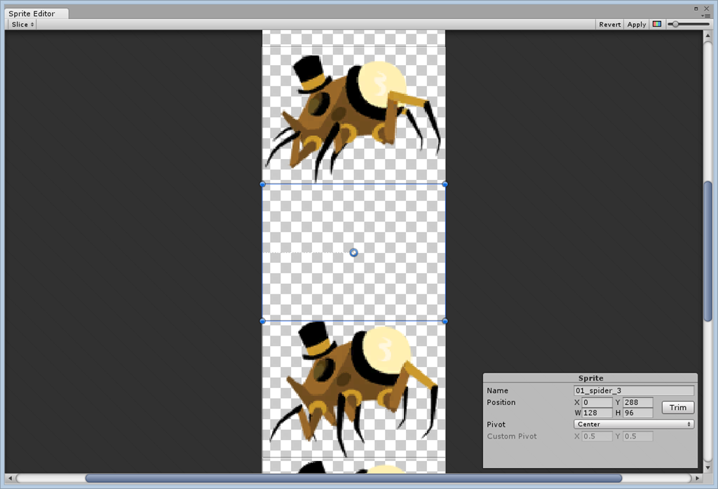 Creating single image 2D animations using Unity 4.3 by Michael H.C. ...